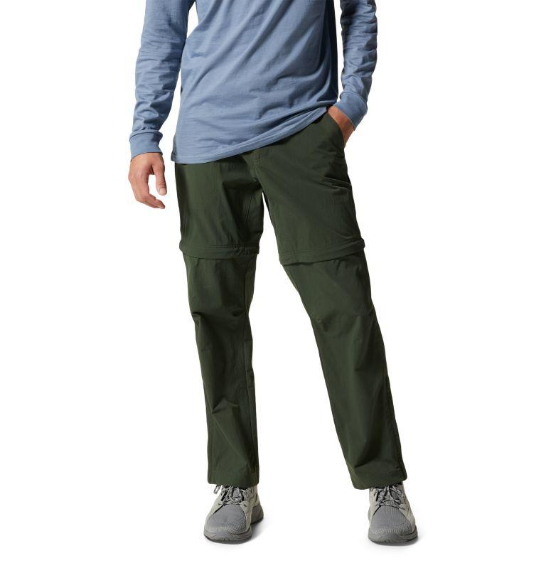 Stryder™ Convertible Pant | 347 | 36 Men's Stryder™ Convertible Pant, Surplus Green, front