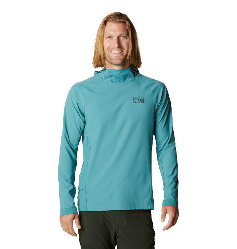 Shade Lite™ Hoody | 447 | XL Men's Shade Lite™ Hoody, Washed Turq, front