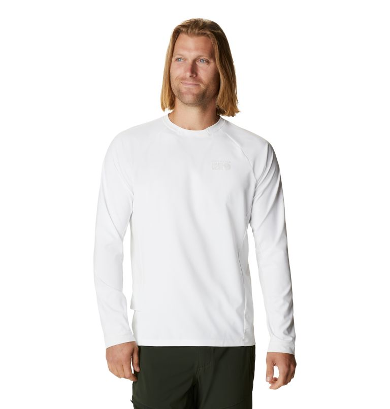 Men's Shade Lite™ Long Sleeve Crew Men's Shade Lite™ Long Sleeve Crew, front
