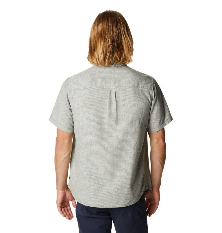 Men's Piney Creek™ Short Sleeve Woven Shirt Men's Piney Creek™ Short Sleeve Woven Shirt, back