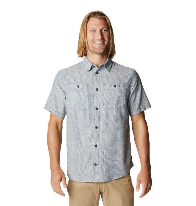 Men's Piney Creek™ Short Sleeve Woven Shirt Men's Piney Creek™ Short Sleeve Woven Shirt, front