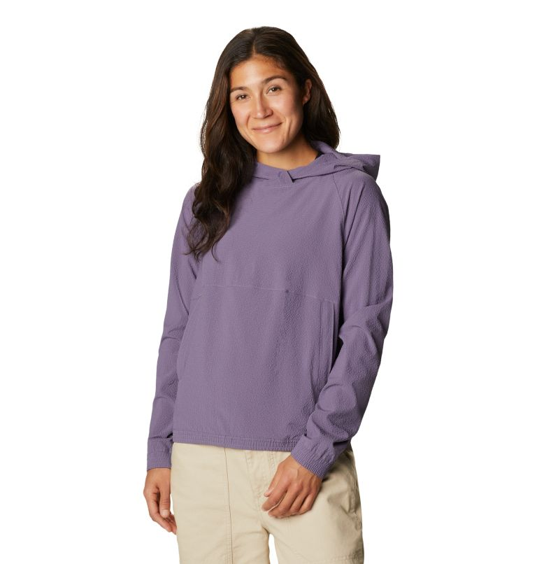 Women's Sunshadow™ Long Sleeve Hoody Women's Sunshadow™ Long Sleeve Hoody, front