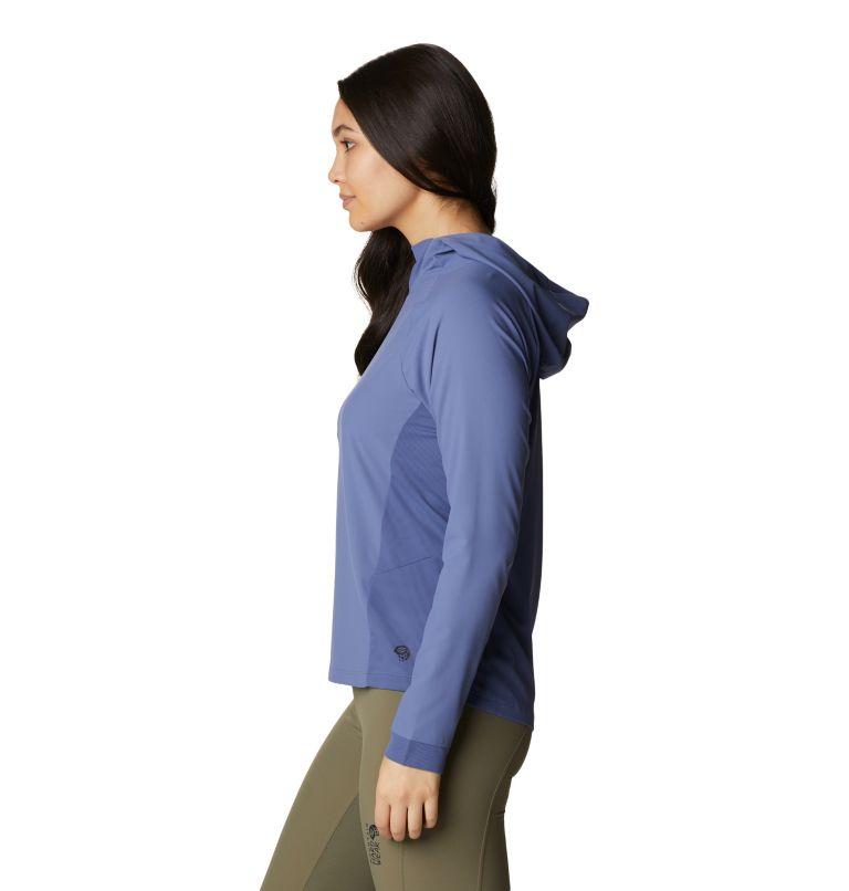 Shade Lite™ Long Sleeve Hoody | 445 | L Women's Shade Lite™ Long Sleeve Hoody, Northern Blue, a1
