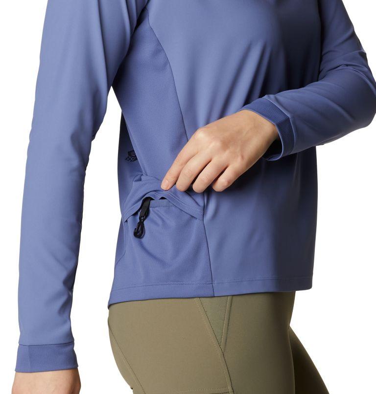 Shade Lite™ Long Sleeve Hoody | 445 | M Women's Shade Lite™ Long Sleeve Hoody, Northern Blue, a3