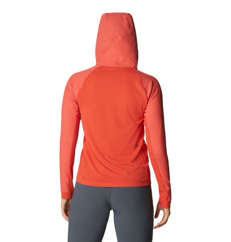 Women's Shade Lite™ Long Sleeve Hoody Women's Shade Lite™ Long Sleeve Hoody, back