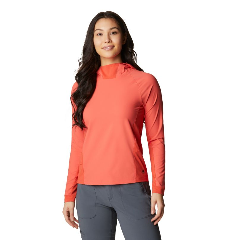 Women's Shade Lite™ Long Sleeve Hoody Women's Shade Lite™ Long Sleeve Hoody, front