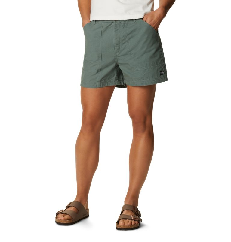 Short Cotton Ridge™ Femme Short Cotton Ridge™ Femme, front