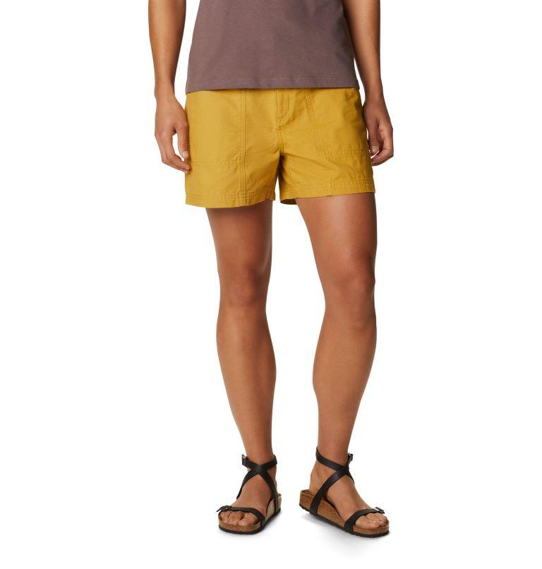 Cotton Ridge™ Short   746   4 Women's Cotton Ridge™ Short, Mojave Tan, front