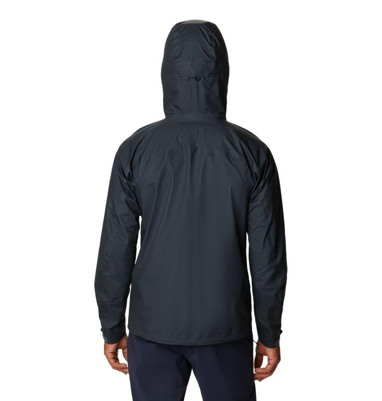 Quasar Lite™ Gore Tex Active Jacket | 004 | XXL Men's Quasar Lite™ Gore-Tex Active Jacket, Dark Storm, back