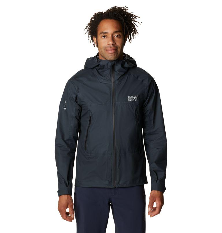 Quasar Lite™ Gore Tex Active Jacket | 004 | XXL Men's Quasar Lite™ Gore-Tex Active Jacket, Dark Storm, front