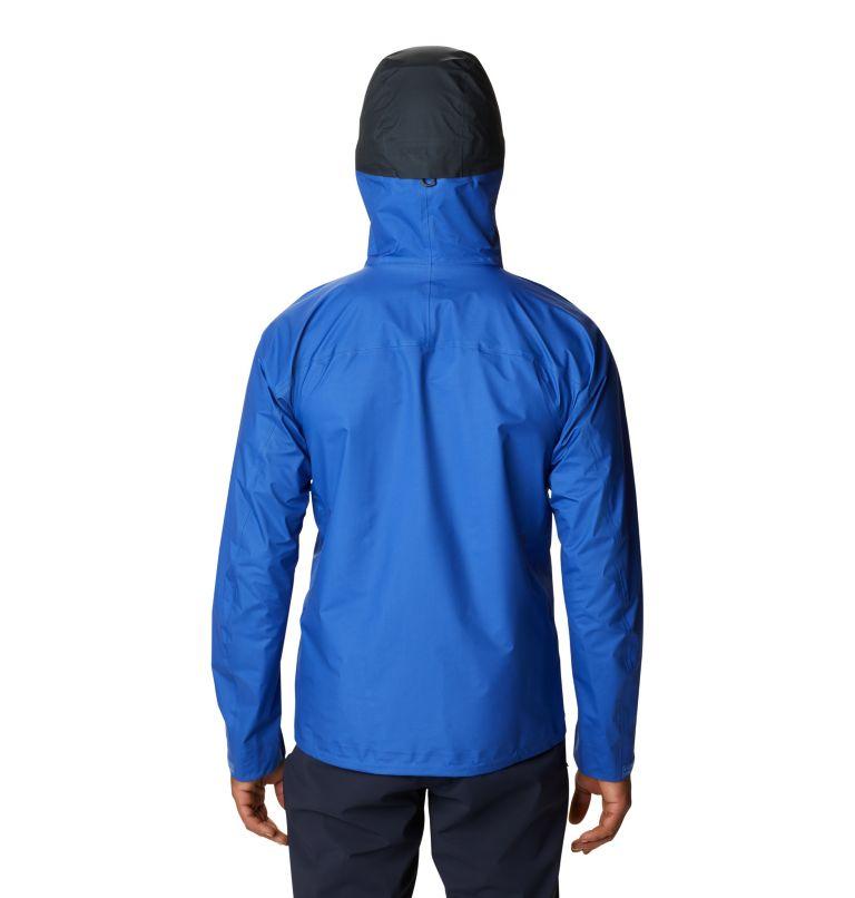 Quasar Lite™ Gore Tex Active Jacket | 455 | L Men's Quasar Lite™ Gore-Tex Active Jacket, Wild Water, back