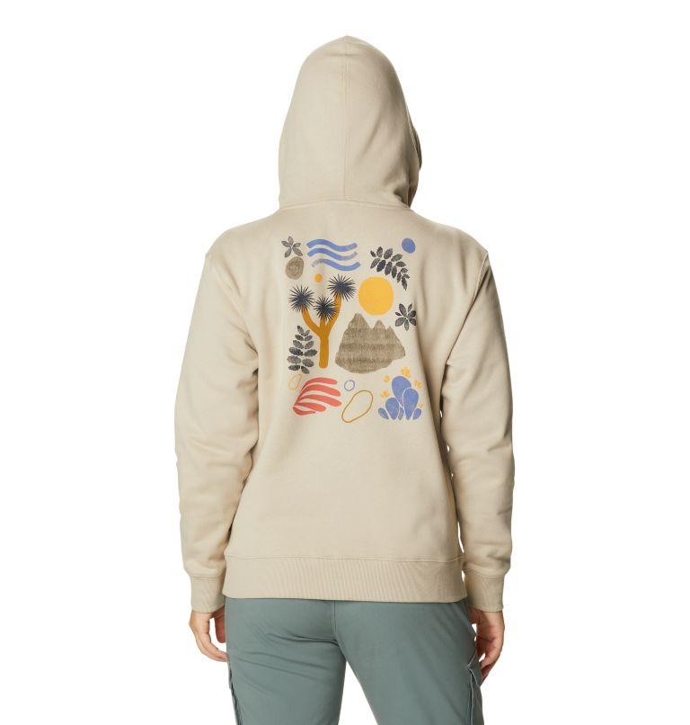 Women's Desertscape™ Pullover Hoody Women's Desertscape™ Pullover Hoody, back