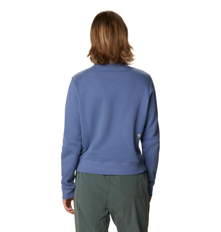 Babes in the Woods™ Crew Sweatshirt | 445 | S Women's Babes in the Woods™ Crew Sweatshirt, Northern Blue, back