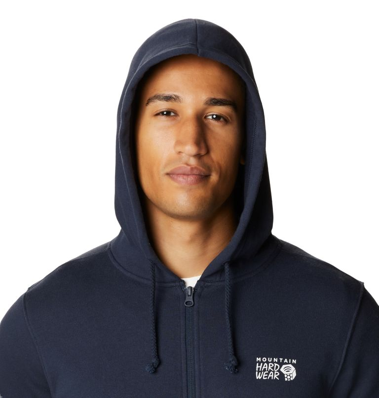 Men's MHW Logo™ Full Zip Hoody Men's MHW Logo™ Full Zip Hoody, a2