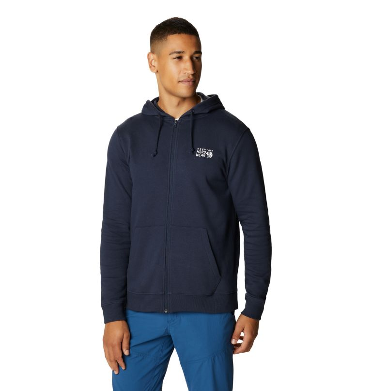 Men's MHW Logo™ Full Zip Hoody Men's MHW Logo™ Full Zip Hoody, front