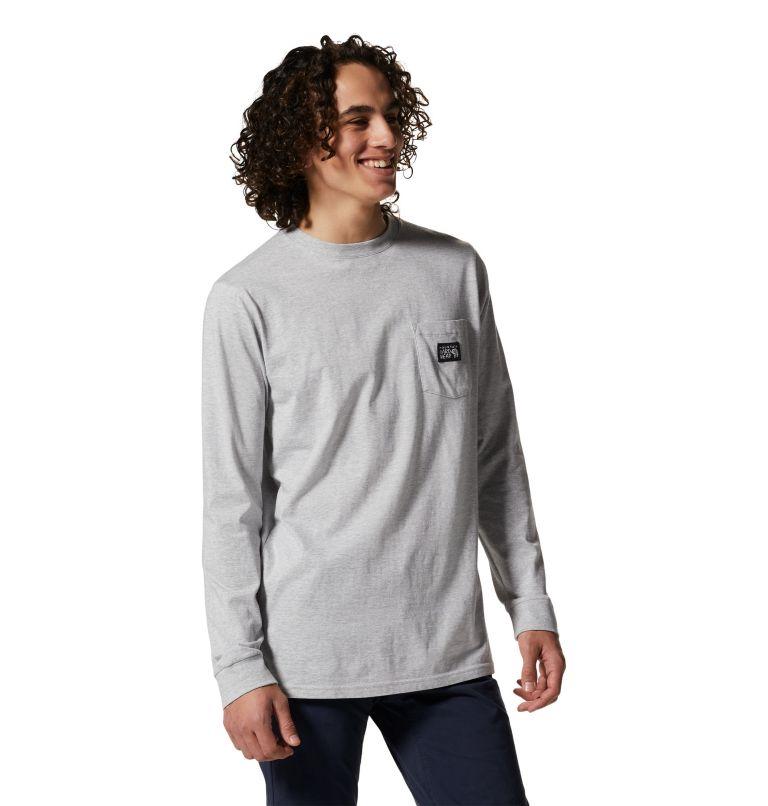 Men's MHW Logo™ Label Long Sleeve Pocket T-Shirt Men's MHW Logo™ Label Long Sleeve Pocket T-Shirt, a3