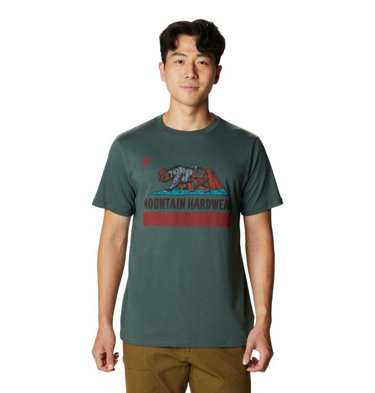 Men's Hardwear Bear Flag™ Short Sleeve T-Shirt Men's Hardwear Bear Flag™ Short Sleeve T-Shirt, front