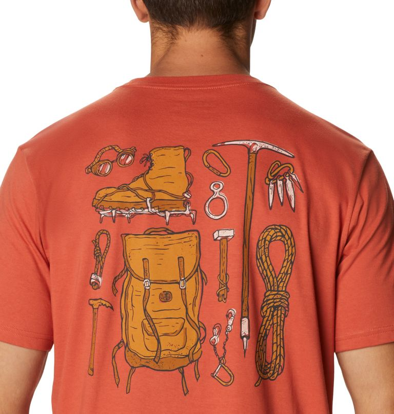 Men's Climbing Gear™ Short Sleeve T-Shirt Men's Climbing Gear™ Short Sleeve T-Shirt, a3