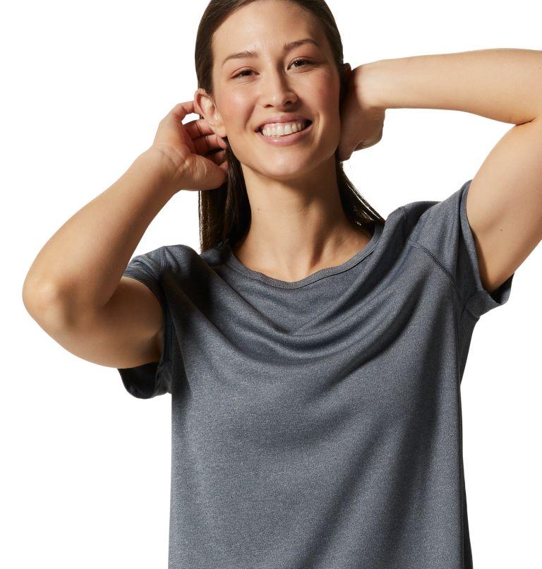 Wicked Tech™ Short Sleeve T | 054 | L Women's Wicked Tech™ Short Sleeve T-Shirt, Heather Graphite, a3