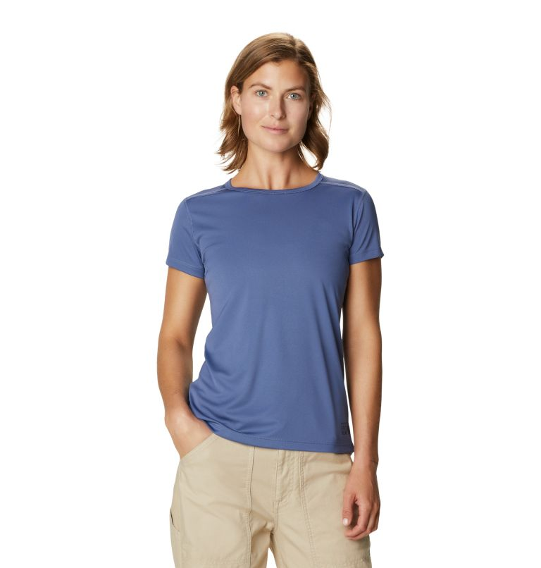 Wicked Tech™ Short Sleeve T | 445 | S Women's Wicked Tech™ Short Sleeve T-Shirt, Northern Blue, front