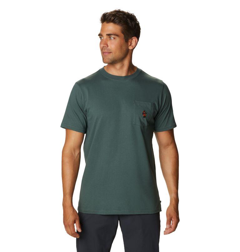 Men's Absolute Zero™ Short Sleeve Pocket T-Shirt Men's Absolute Zero™ Short Sleeve Pocket T-Shirt, front