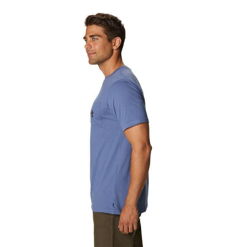 Absolute Zero™ Short Sleeve Pocket T | 445 | S Men's Absolute Zero™ Short Sleeve Pocket T-Shirt, Northern Blue, a1