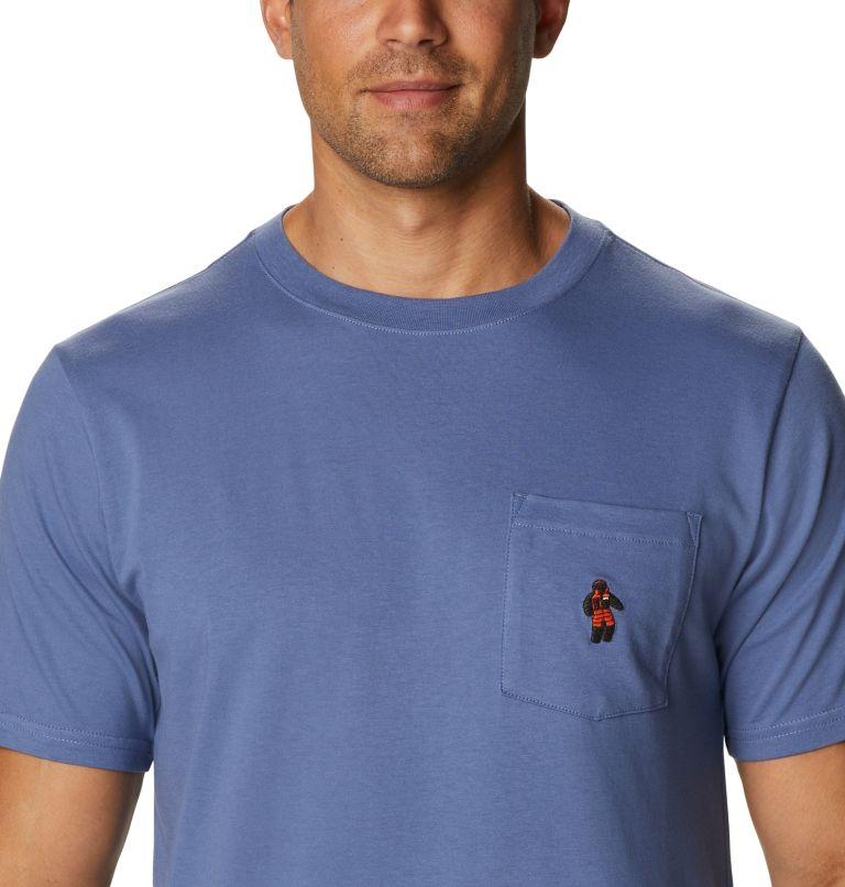Absolute Zero™ Short Sleeve Pocket T | 445 | S Men's Absolute Zero™ Short Sleeve Pocket T-Shirt, Northern Blue, a2