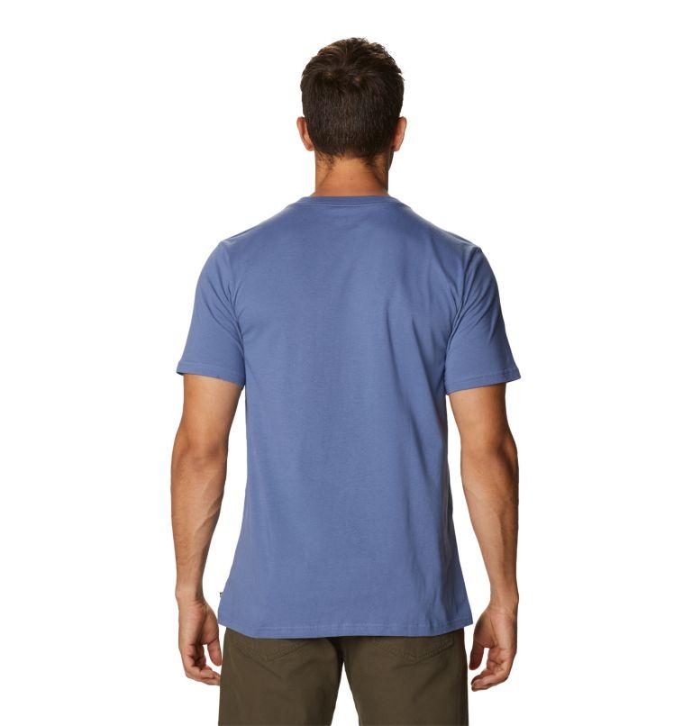 Absolute Zero™ Short Sleeve Pocket T | 445 | S Men's Absolute Zero™ Short Sleeve Pocket T-Shirt, Northern Blue, back
