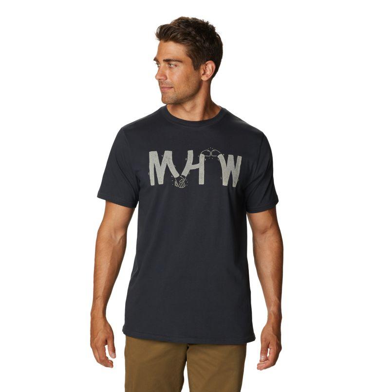 Mad Props™ Short Sleeve T | 004 | S Men's Mad Props™ Short Sleeve T-Shirt, Dark Storm, front