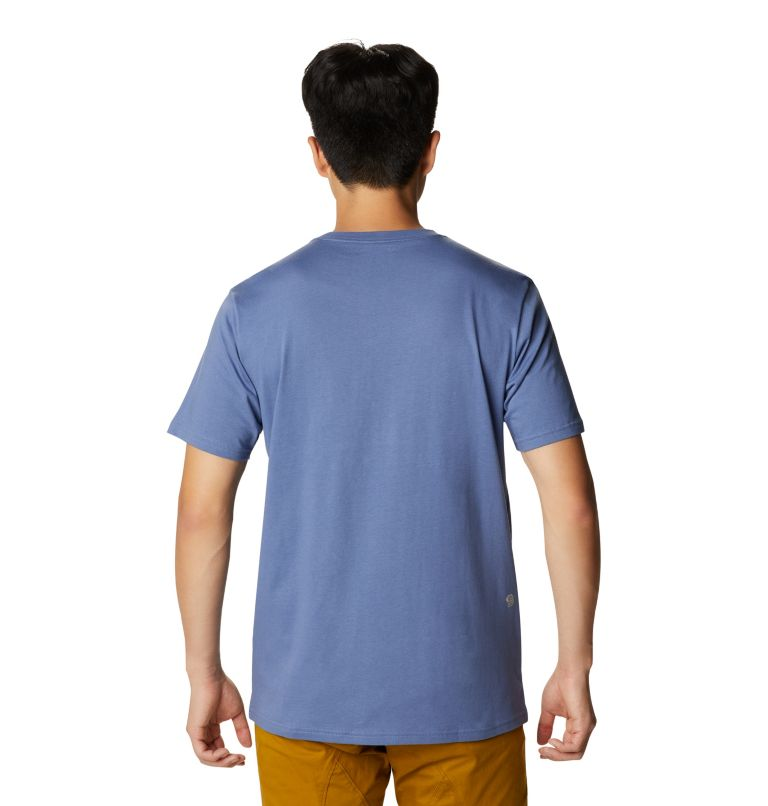 Mad Props™ Short Sleeve T | 445 | M Men's Mad Props™ Short Sleeve T-Shirt, Northern Blue, back