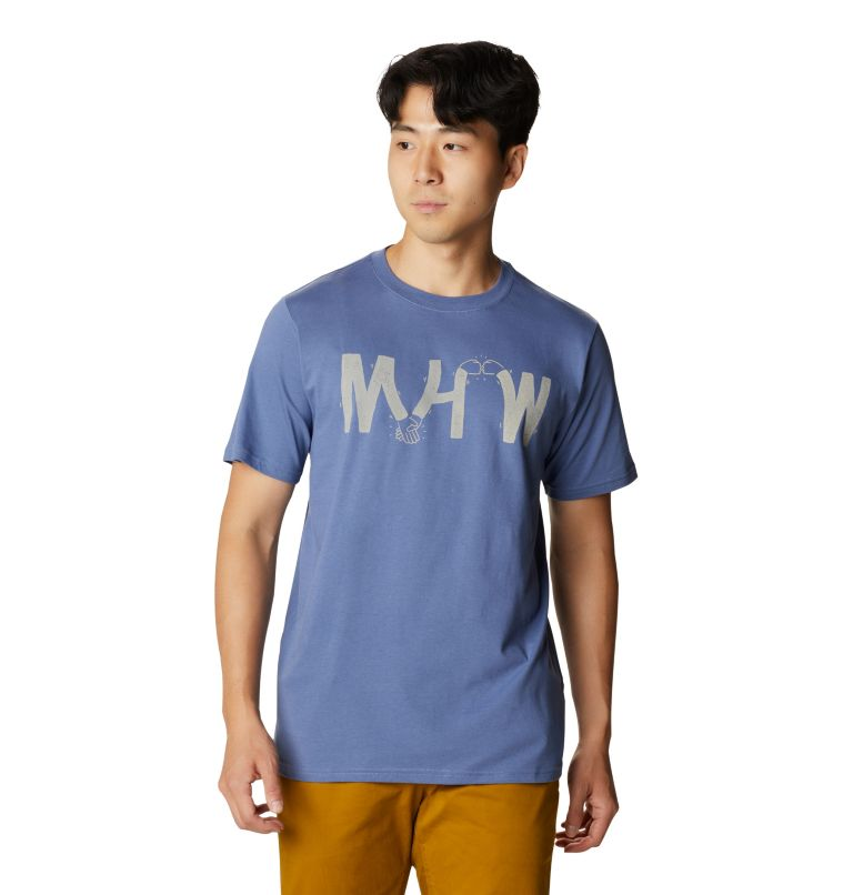 Mad Props™ Short Sleeve T | 445 | L Men's Mad Props™ Short Sleeve T-Shirt, Northern Blue, front
