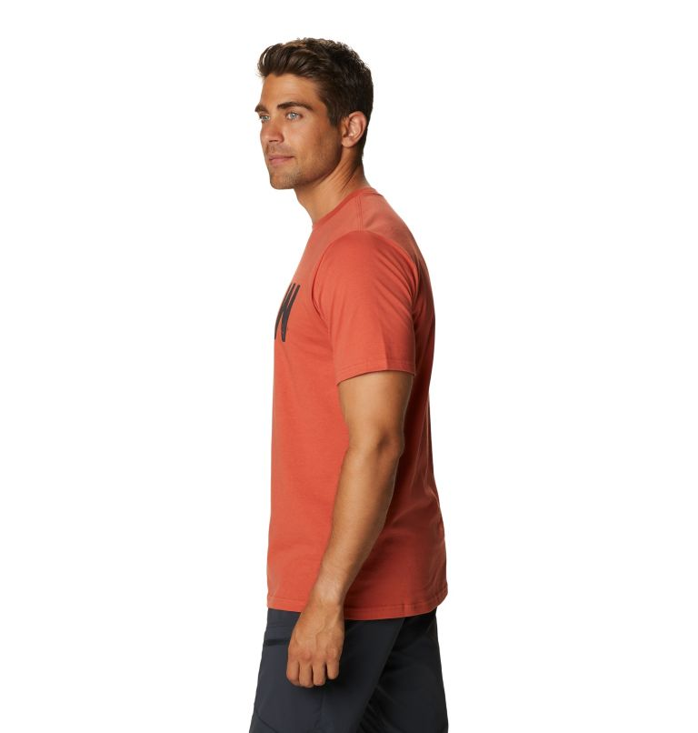 Mad Props™ Short Sleeve T   840   S Men's Mad Props™ Short Sleeve T-Shirt, Dark Clay, a1
