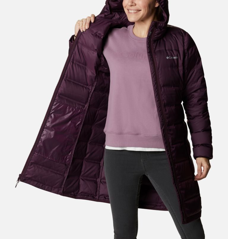 Women's McKay Lake™ II Down Long Jacket Women's McKay Lake™ II Down Long Jacket, a3