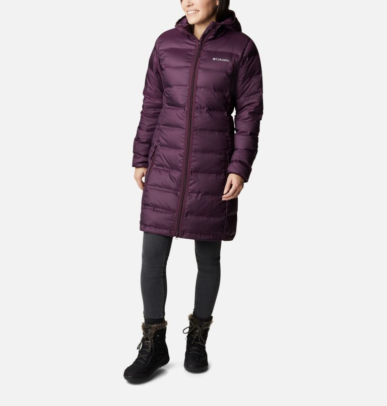 Women's McKay Lake™ II Down Long Jacket Women's McKay Lake™ II Down Long Jacket, front