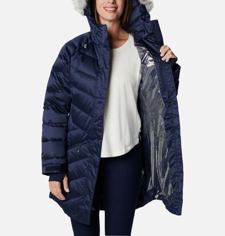 Women's Rose Lodge™ Down Mid Jacket Women's Rose Lodge™ Down Mid Jacket, a3