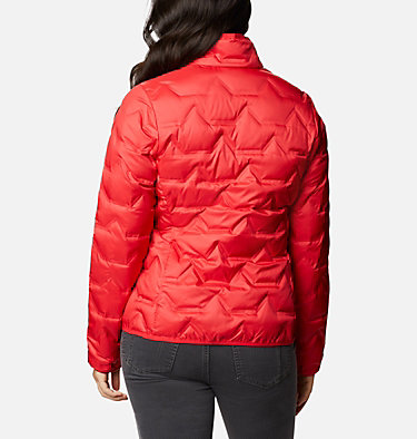 Women's Walker Mill™ Heat Seal Jacket Walker Mill™ Heat Seal Jacket | 658 | S, Red Lily, back