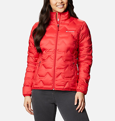 Women's Walker Mill™ Heat Seal Jacket Walker Mill™ Heat Seal Jacket | 658 | S, Red Lily, front