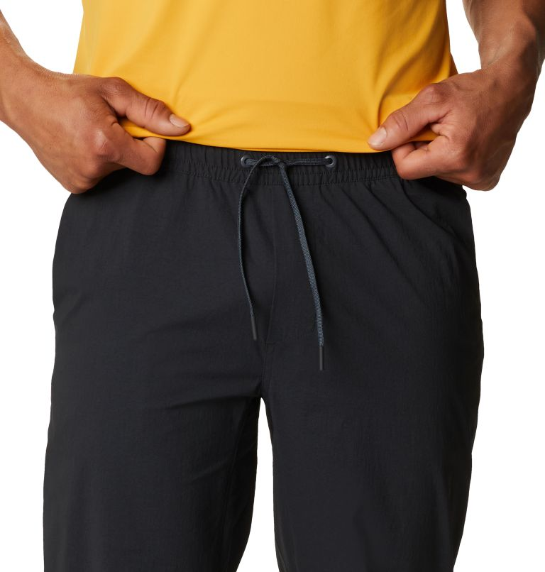 Basin™ Pull-On Pant | 010 | L Men's Basin™ Pull-On Pant, Black, a2