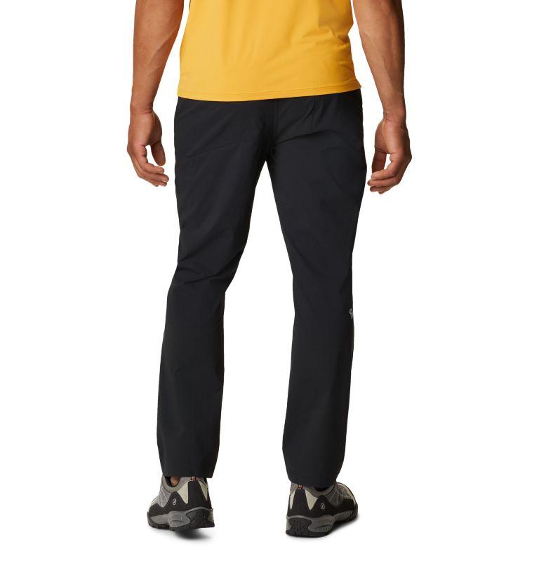 Basin™ Pull-On Pant | 010 | XL Men's Basin™ Pull-On Pant, Black, back
