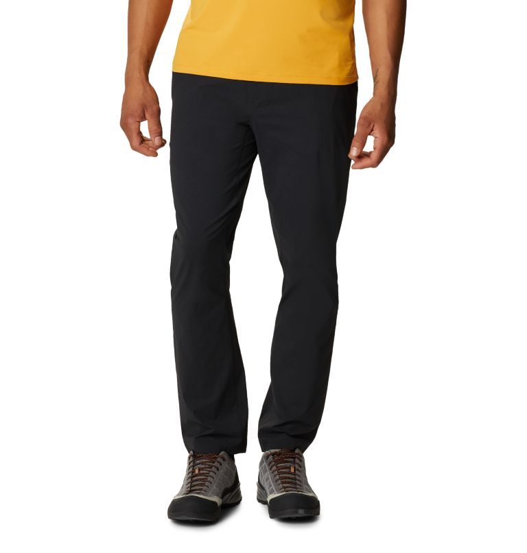 Basin™ Pull-On Pant | 010 | XL Men's Basin™ Pull-On Pant, Black, front