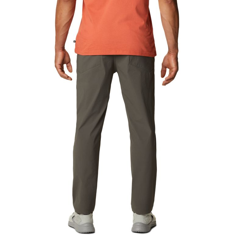 Basin™ Pull-On Pant | 204 | S Men's Basin™ Pull-On Pant, Ridgeline, back