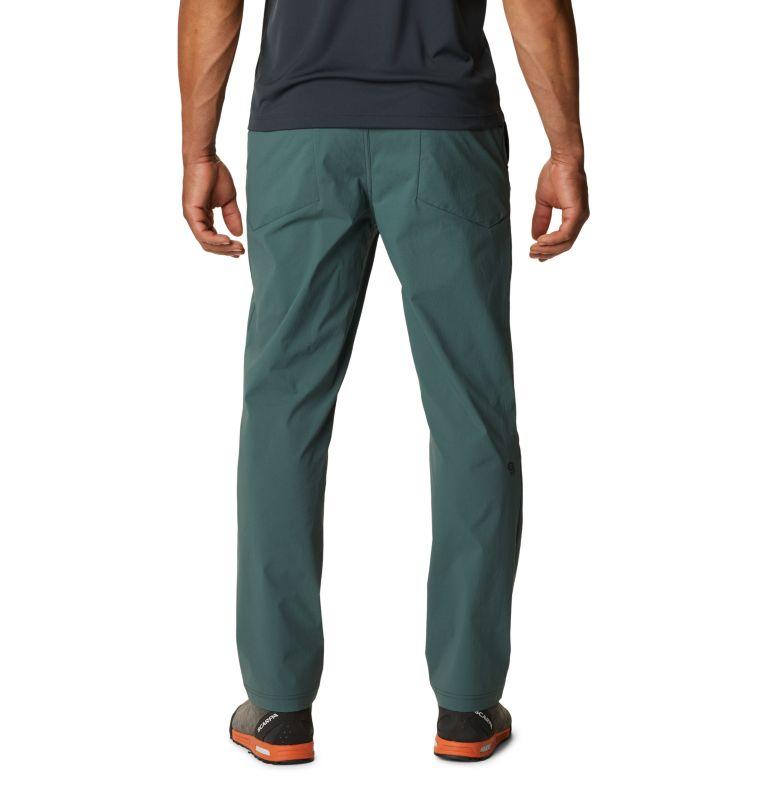 Basin™ Pull-On Pant | 352 | L Men's Basin™ Pull-On Pant, Black Spruce, back
