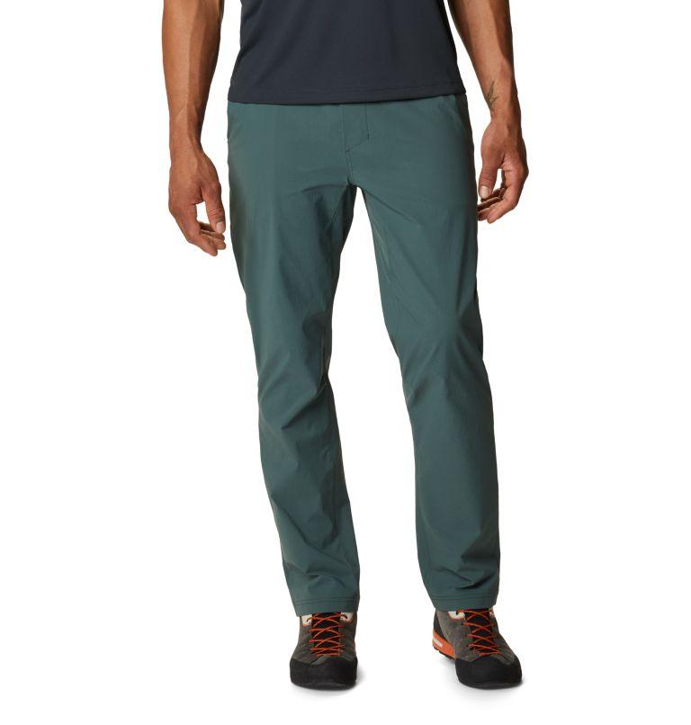 Basin™ Pull-On Pant | 352 | L Men's Basin™ Pull-On Pant, Black Spruce, front