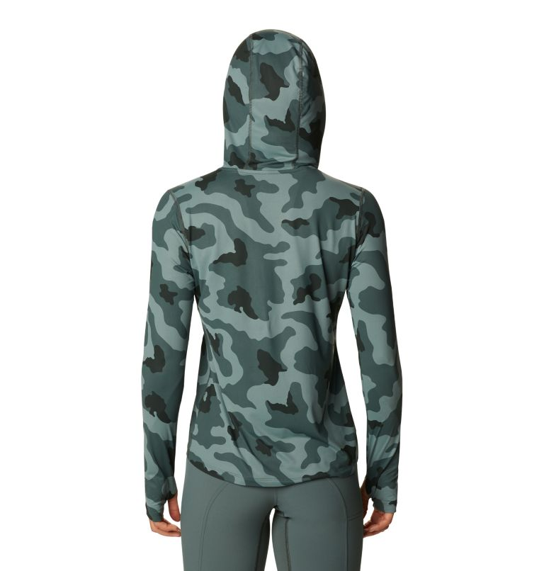 Women's Crater Lake™ Long Sleeve Active Hoody Women's Crater Lake™ Long Sleeve Active Hoody, back