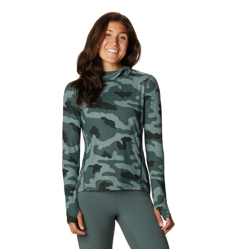 Women's Crater Lake™ Long Sleeve Active Hoody Women's Crater Lake™ Long Sleeve Active Hoody, front