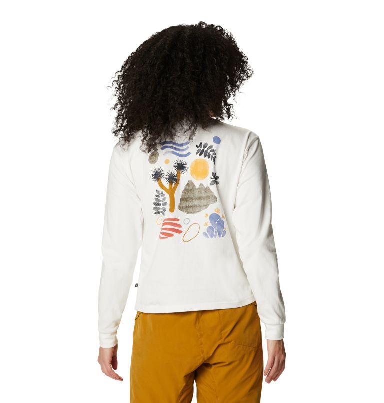 Women's Desertscape™ Long Sleeve T-Shirt Women's Desertscape™ Long Sleeve T-Shirt, back