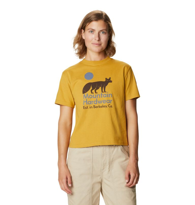 Women's J-Tree Desert Fox™ Short Sleeve T-Shirt Women's J-Tree Desert Fox™ Short Sleeve T-Shirt, front