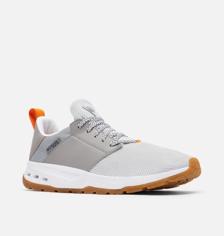 TAMIAMI™ PFG | 099 | 7 Men's PFG Tamiami™ Shoe, Slate Grey, Light Orange, 3/4 front