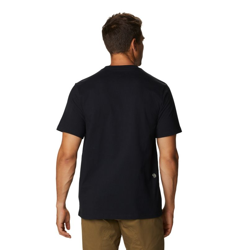 Men's On Snow and Stone™ Short Sleeve T-Shirt Men's On Snow and Stone™ Short Sleeve T-Shirt, back