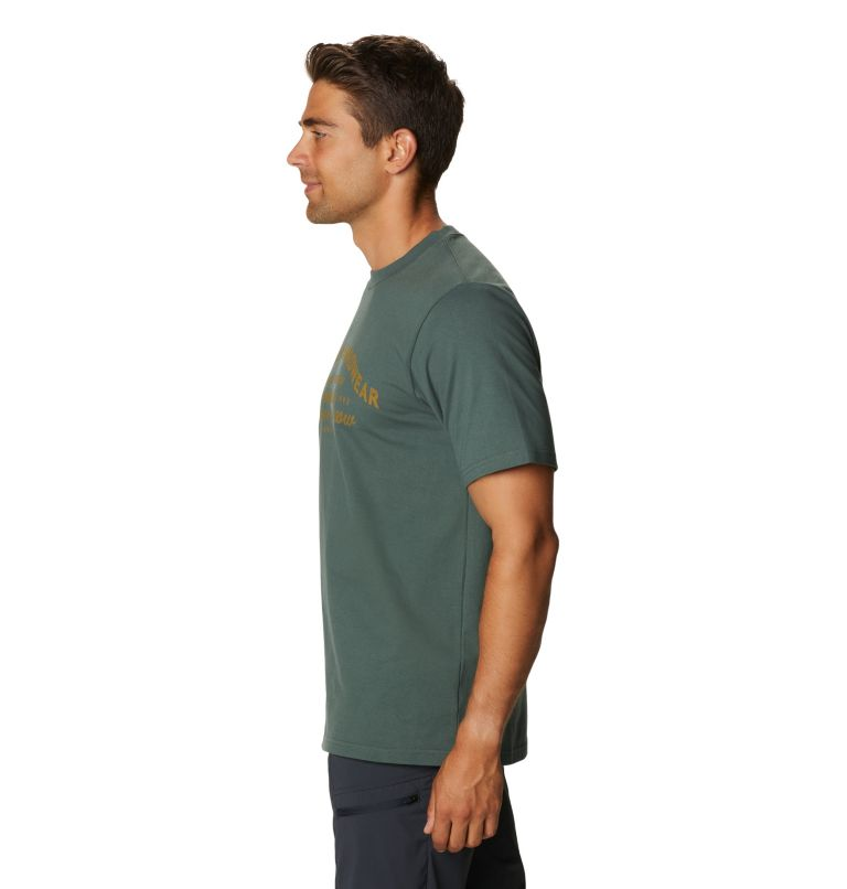 Men's On Snow and Stone™ Short Sleeve T-Shirt Men's On Snow and Stone™ Short Sleeve T-Shirt, a1